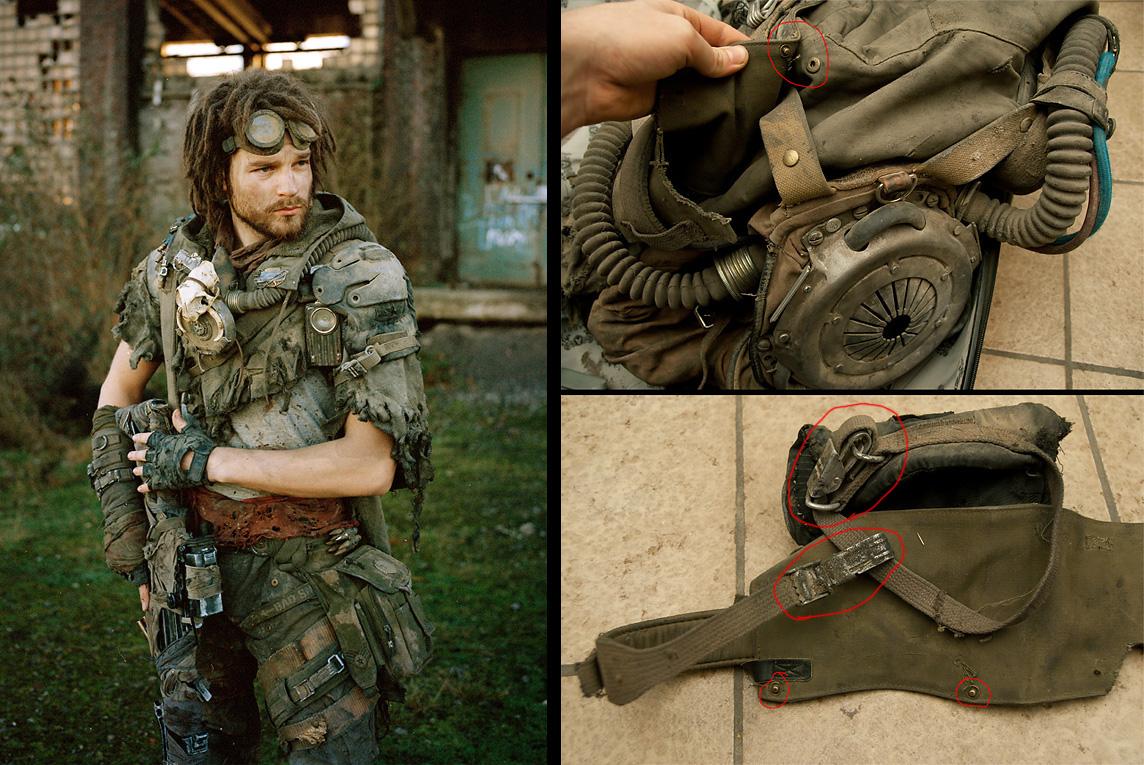Featured Costume Maker: Dimitri Zaitsev | Wasteland Weekend