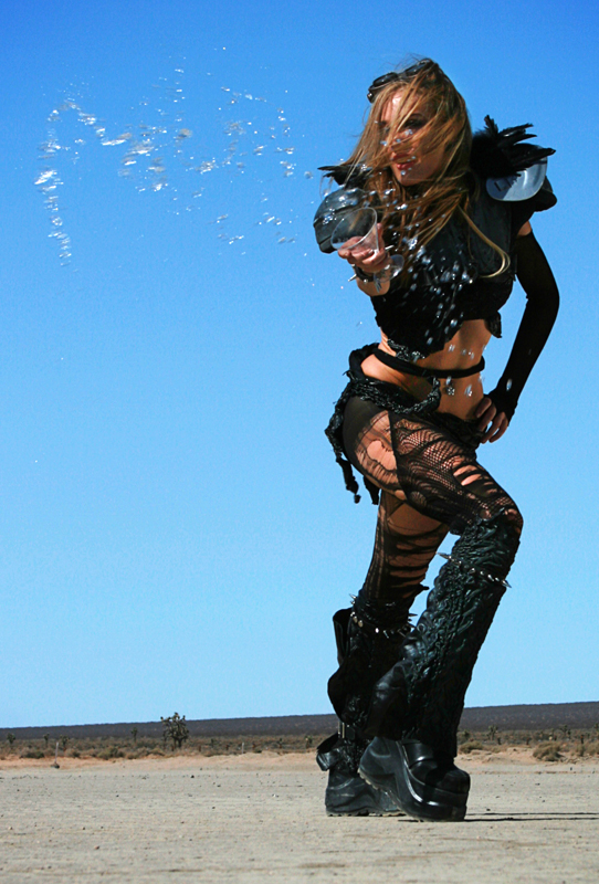Mad Max Costume Women Halloween