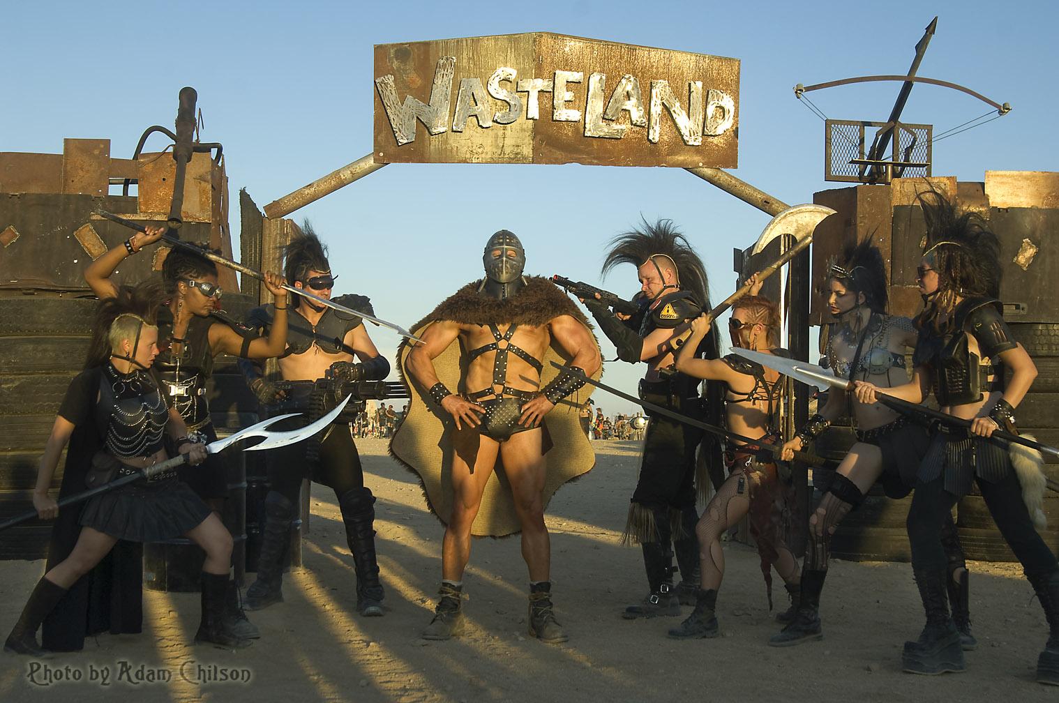 HISTORY   Wasteland Weekend