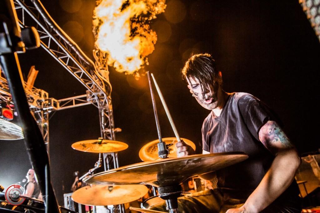 a440 drummer by Adam Messler