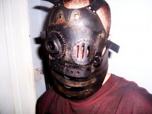 Inner tube mask