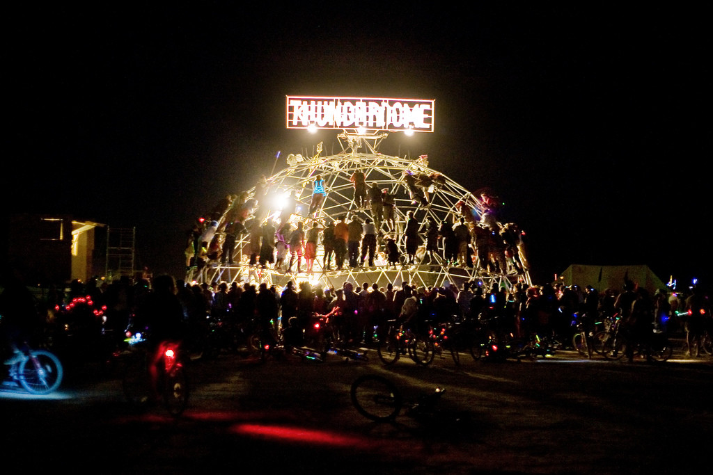 Thunderdome is coming ...
