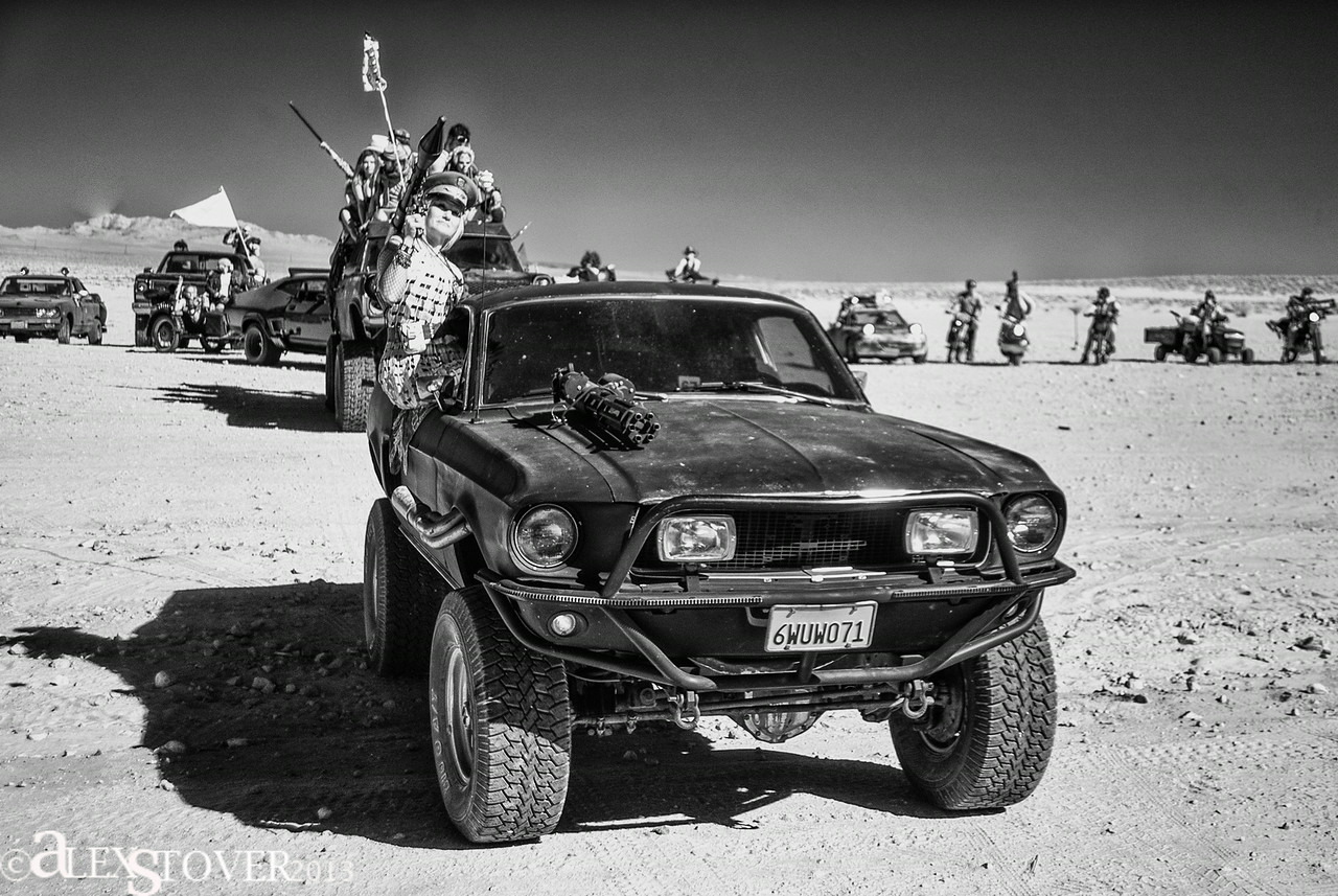 The First Car Ever Made >> The World's Greatest Gathering of Post-Apocalyptic ...