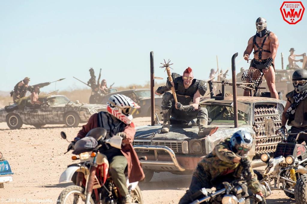 Wasteland Vehicles 2013